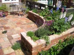 Front Garden Bed Ideas Raised Garden Beds Design On Curved Raised Bed Made Of Reclaimed