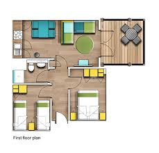 seaside apartment first floor plan butlins