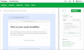 designing email templates themes the garage