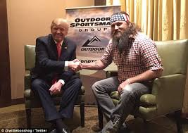Phil Robertson Memes - duck dynasty s willie robertson endorses donald trump daily mail