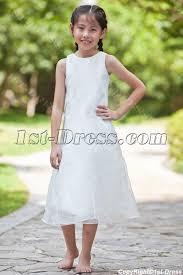tea length flower dresses for beach wedding 1st dress com
