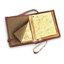 leather map used kgb leather map brown 171692 map cases at