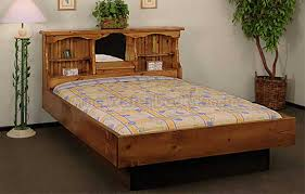 Water Bed Frames Starlight Pine Waterbed Furniture