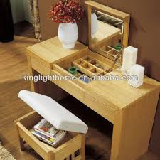 make up dressers bamboo makeup dresser with mirror global sources