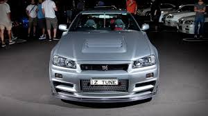 nissan skyline r34 engine meet the 400 000 skyline gt r top gear