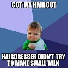 Small Talk Meme - memes