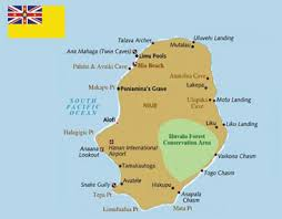 niue on world map unicef pacific island countries about us niue