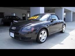 2001 audi tt quattro review 2001 audi tt quattro 6spd start up exhaust and in depth tour