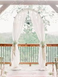 Wedding Arch Kijiji Wedding White Decoration Entrance Flowers Green Stepfs Wood