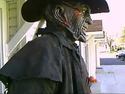 Jeepers Creepers Mask Jeepers Creepers Life Sized Costume 2nd Youtube