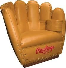 baseball chair and ottoman set baseball furnitures baseball chair bed l rug more