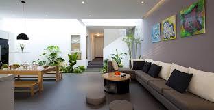 giardini interni casa casa verde in
