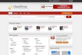 purchased download classipress 3 5 2 flatpress child theme