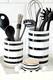 Black And White Kitchen Decor by Black And White Kitchen Accessories Kitchens Design