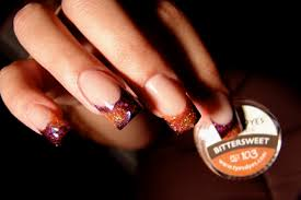 thanksgiving color acrylic mixed glitter kit