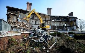 what remains of whitemarsh hall the third largest private home