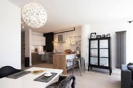 Kitchen Scandinavian Design Apartment Small Kitchen Of Apartment Scandinavian Inside Warsaw