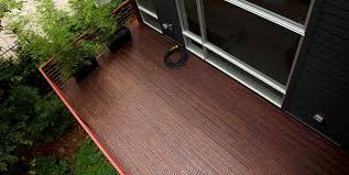 5 Expert Tips For Staining A Deck Consumer Reports by Bamboo Decking Pros And Cons For Outdoor Decks