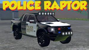 Ford Raptor Fire Truck - farming simulator 2015 f150 raptor police interceptor u0026 halo