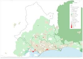 Dorset England Map by Location Of Development