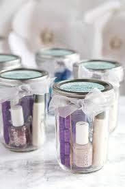 pedicure in a jar bridal shower favors shower favors pedicures