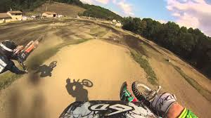 motocross helmet camera bobby piazza go pro helmet camera dutchman mx 9 20 14 youtube