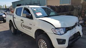 mitsubishi triton 2008 2010 mitsubishi triton wrecking central parts perth