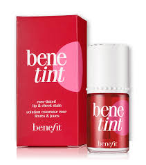 benetint rose tinted cheek u0026 lip stain benefit cosmetics