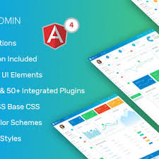 download themeforest cubic angular 4 admin template with