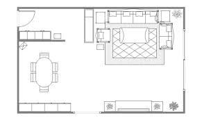 living room design plan templates house plans 85384