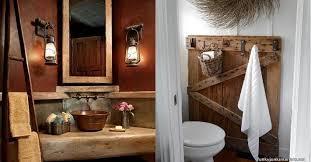 chambre de bain d馗oration beautiful decoration salle de bain rustique contemporary design