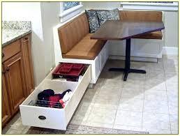 stylish kitchen corner kitchen table with storage bench and 30 7