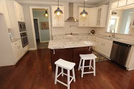 Laminate Flooring High Gloss L Shaped Kitchen Ideas Small Designs With Island Black Granite