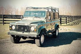 land rover singapore 1985 land rover defender 110 for sale 1821135 hemmings motor news