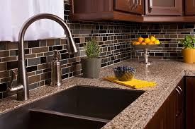 Ideas For Care Of Granite Countertops Easy Cleaning Granite Countertops Modern Kitchen 2017