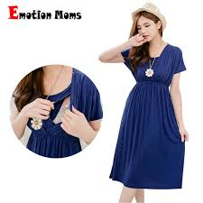 nursing dress emotion fashion nursing dress dress summer