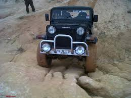 indian jeep modified a