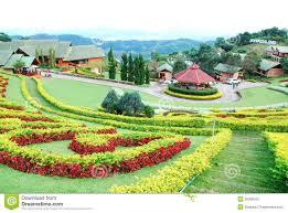 ornamental garden stock photography image 36006042