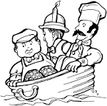 Free Printable Coloring Page...Mother Goose, Nursery Rhymes, Rub A ... friendsacrossamerica.com