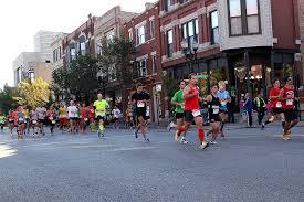 Chicago Marathon Map Chicago Marathon Campus Community Ready To Run And Cheer Uic Today