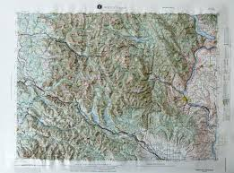 Map Of State Of Washington by Raised Relief Maps Of Washington State