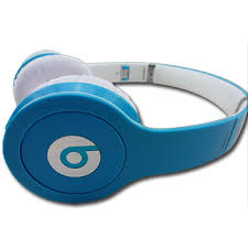 Light Blue Beats Beats By Dr Dre Solo Hd Headphones Sealed Light Blue New Bbd