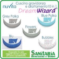 cuscino gravidanza nuvita nuvita cuscino gravidanza allattamento 10 in 1 flower eur 85 00