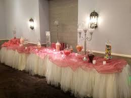 quinceanera candy table decorations photograph candy table