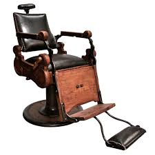 Vintage Barber Chairs For Sale Extraordinary Inspiration Antique Barber Chairs Living Room