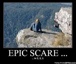 Epic Win Meme - epic scare funny pictures