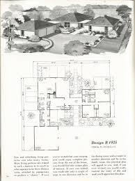 Mid Century Modern House Plan 310 Best House Plans I Really Do Dig Images On Pinterest Vintage