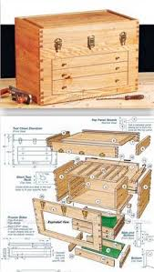 Free Woodworking Plans Tool Cabinets by Woodworking Tool Chest Plans Workshop Solutions Projects Tips