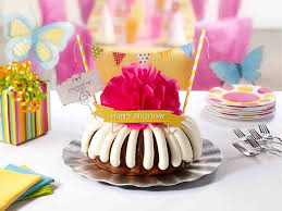 order birthday cake the best birthday bundt cakes nothing bundt cakes
