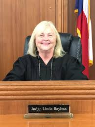 Seeking Judge Bayless Seeks Re Election As Burnet County Court At